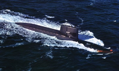 USS George Washington SSBN
