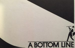 Bottom Line Program Cover