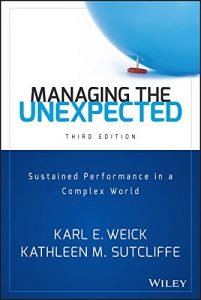Cover - Managing the Unexpected