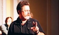 Skokie Benefit Rehearsal 2003